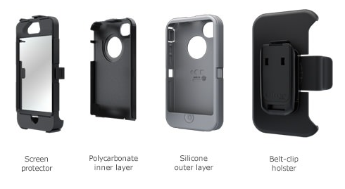 OtterBox announces Defender Series cases for RAZR HD and Galaxy Tab 2