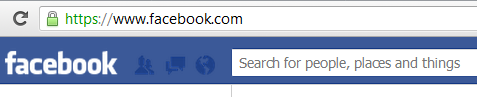 Facebook speeds to slow a bit during HTTPS transition