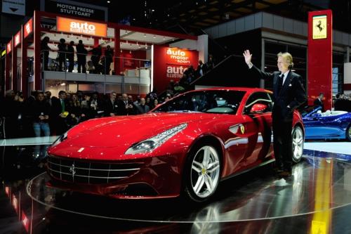Ferrari adds Apple star Eddy Cue to board