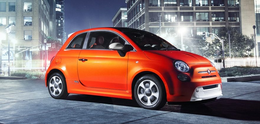 Fiat 500e teaser previews 2013's must-have EV