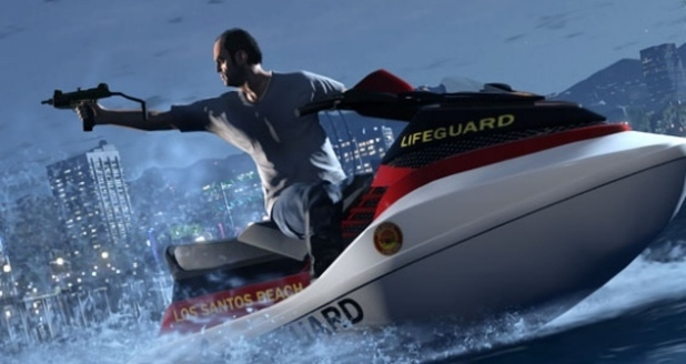 Grand Theft Auto V details leak in magazine article