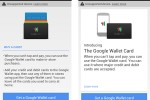 Google Wallet leak shows off new physical credit cards