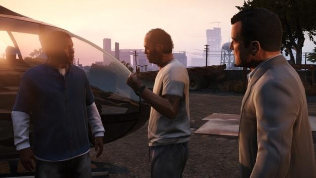 More Grand Theft Auto V screenshots surface
