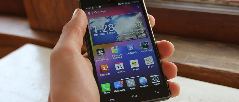 LG Optimus G2 tipped for May 2013 release