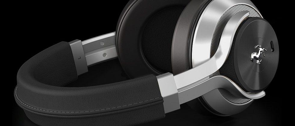 Ferrari by Logic3 launches new headphones, Bluetooth speaker dock