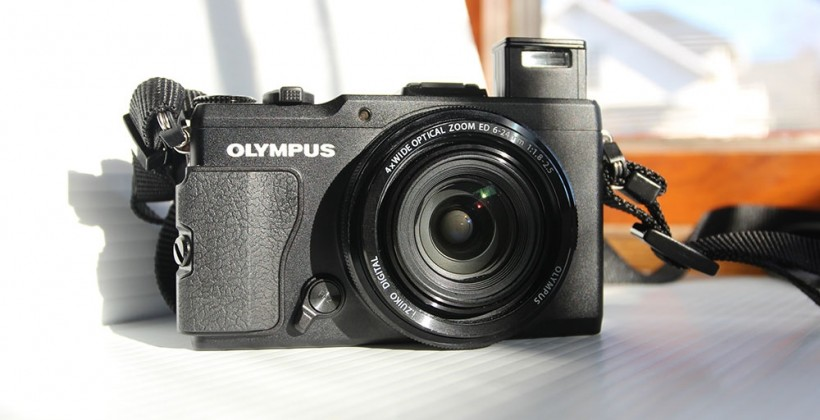 Olympus Stylus XZ-2 Review