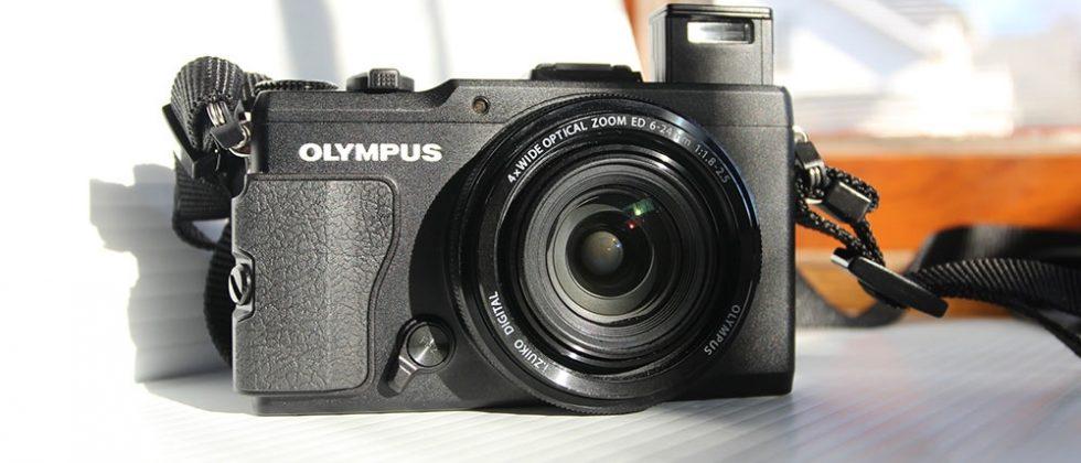 Olympus Stylus XZ-2 Review
