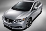 Honda previews 2013 Civic