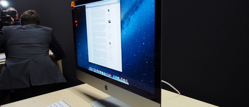 New iMac could be delayed until 2013 tip insiders