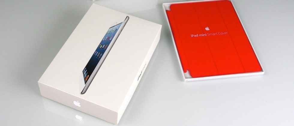 iPad mini LTE ships in five days Apple confirms