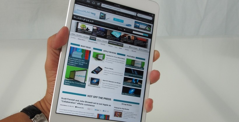 iPad mini 2 Retina display tipped already in pipeline from AUO