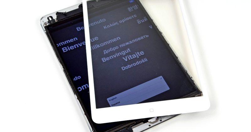 iPad mini gets teardown treatment
