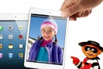 iPad mini heist leads to arrest