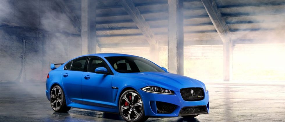 Jaguar XFR-S revealed: This big cat has 550HP claws