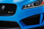 Jaguar XFR-S teased: Fastest and most powerful big cat sedan yet