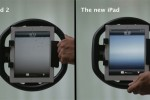 Kolos iPad gaming wheel seeks funding