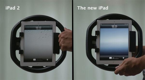 Kolos iPad gaming wheel seeks funding