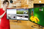 LG unveils world's first 21:9 panoramic monitor