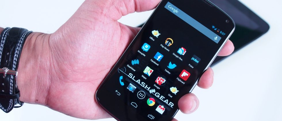 LG: LTE in the Nexus 4 is an evolutionary leftover