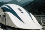 Japan unveils prototype of new 310 MPH maglev train