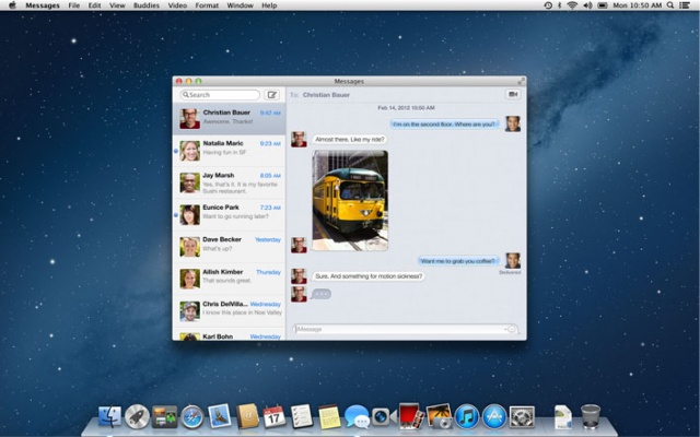 Apple officially killing Messages beta for Lion users next month