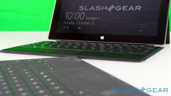 Microsoft sued over the Surface's storage capacity