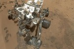 Mars Curiosity Rover takes a high-res self-portrait