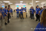 Apple Stores rake in $6,000 in sales per square foot