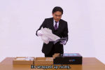 "Nintendo president dons Mario gloves for Wii U ""unboxing ceremony"""