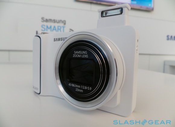 Samsung Galaxy Camera priced and dated for UK