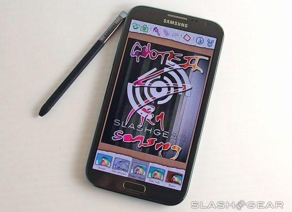 Samsung Galaxy Note II passes 5m global sales
