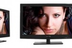 Sceptre X328BV-FHD HDTV is green