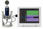Blue Microphones launches world's first condenser microphone for iPad