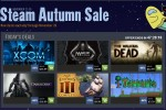Steam autumn sale kicks off with deals on XCOM, Darksiders II