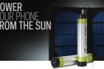 Switch 8 solar charger harnesses the sun
