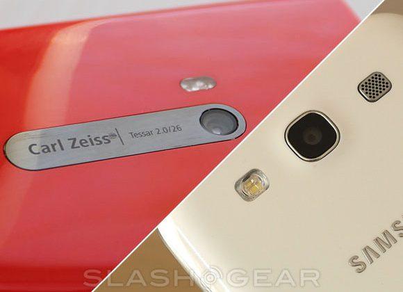 Nokia Lumia 920 PureView camera hands-on vs Samsung Galaxy S III