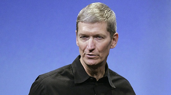 Tim Cook is highest-paid CEO in the US