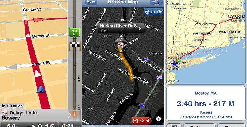 TomTom updates for iPhone 5 and iOS 6 (but loses Google Local Search)