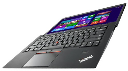 ThinkPad X1 Carbon Touch unveiled on Lenovo's website