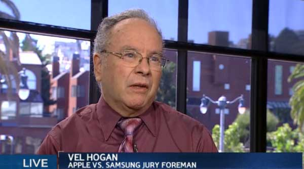 Apple vs. Samsung judge to review jury foreman misconduct claims