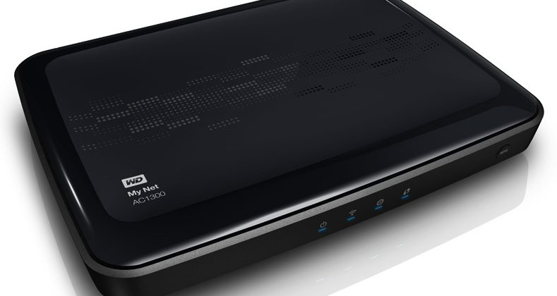 Western Digital outs 802.11AC My Net router and bridge