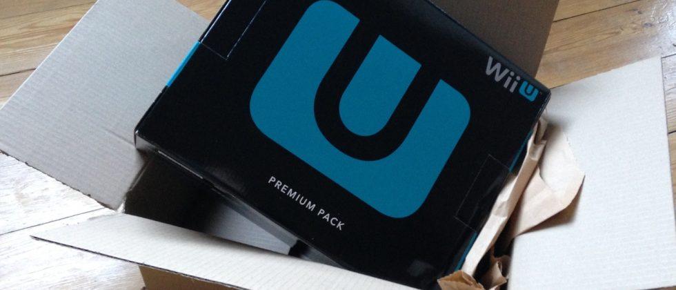 Wii U hits UK early