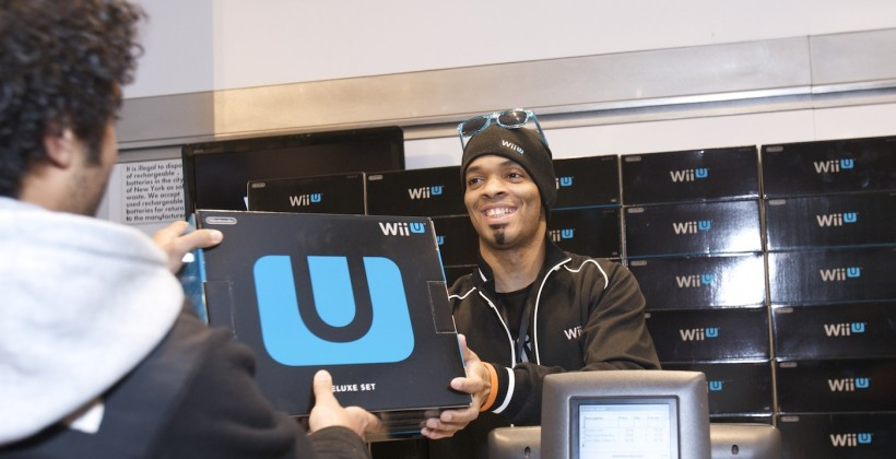Nintendo's Wii U arrives in the US