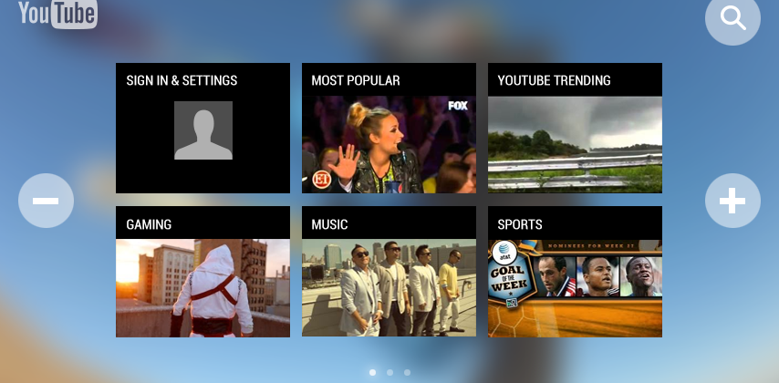 Nintendo Wii finally gets a YouTube app in the US