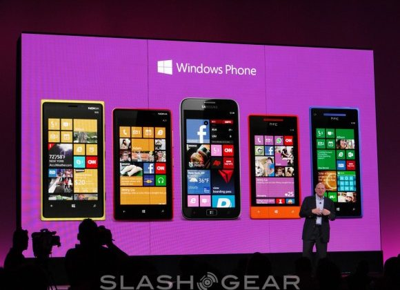 Foxconn reportedly making Microsoft's Surface phone
