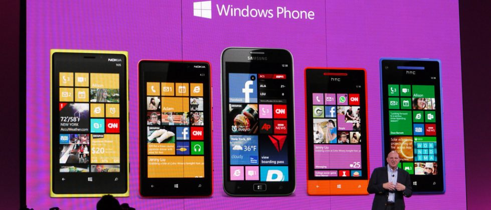 Microsoft testing its own smartphone, sources say