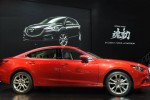 Mazda to offer diesel engine in new Mazda6 for the US