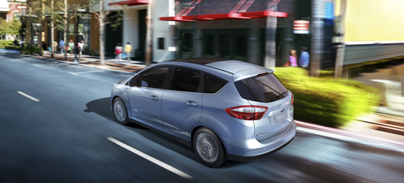 GE will purchase 2000 Ford C-Max Energi plug-in hybrids