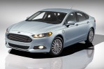 Ford Fusion Energi plug-in hybrid rated for up to 108 MPGe