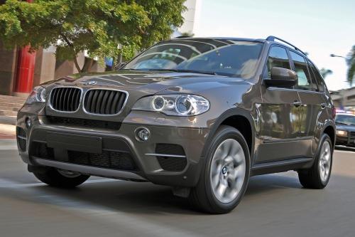 BMW issues recall on 2009 through 2012 X5 diesel SUV